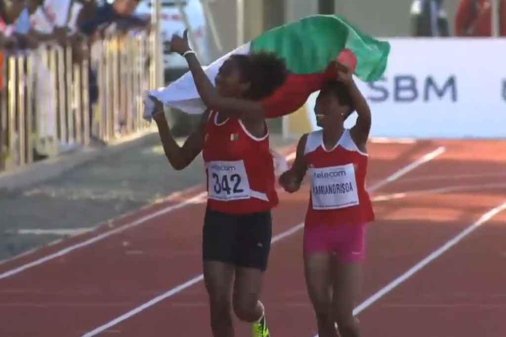 Jeux Des Iles Madagascar Totalise 43 Medailles D Or Apres 8 Journees